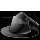 иконка witch hat, шляпа ведьмы, хэллоуин, halloween,