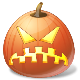 иконки Angry, злой, тыква, halloween, хэллоуин,