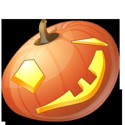 иконки Wink, подмигивание, подмигнуть, тыква,  halloween, хэллоуин,