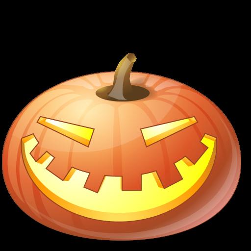 иконка Laugh, смеяться, смеется, тыква, halloween, хэллоуин,