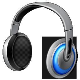 иконки Music, музыка, наушники, headphones,