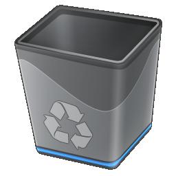 иконка recycle bin, корзина, мусор,