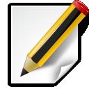 icondocument edit, document editing, edit,