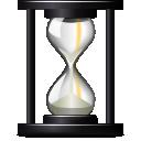 иконки песочные часы, hourglass,
