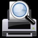 иконки print preview, предпросмотр печати, печать, принтер,