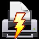 иконки print setup, принтер,