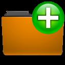 иконки folder new, новая папка,