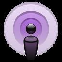 иконка Podcast, подкаст, подкасты,