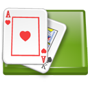 иконка blackjack, карты, блекджек, игра,