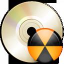 иконки  burner, прожиг диска, диск,