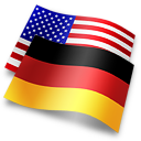 iconconfig language, language, language settings, flag, flags, germany, USA,