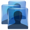 иконка config users, юзер, пользователь, пользователи,