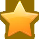 иконки  epiphany bookmarks, избранное, звезда, star,