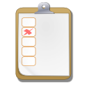 иконка Tasks, галочка, выбрано,