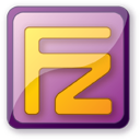 иконка filezilla,