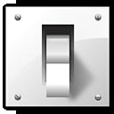 иконки gconf cleaner, выключатель, рубильник,