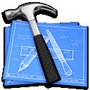иконка gconfeditor, план, схема, чертежи, молоток,