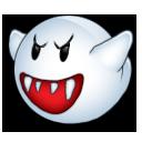 иконки ghostview, приведение,