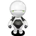 иконка gnobots, робот,