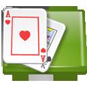 иконка gnome blackjack,