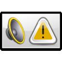 иконки notification area, уведомления, звук, предупреждение,