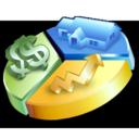иконки cash, наличные, деньги, статистика, валюта, курс,