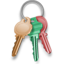 iconkeepassx, keys,