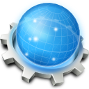 иконки  konqueror, планета, интернет, internet,
