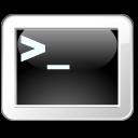 иконки konsole, консоль,