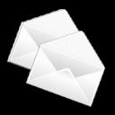 иконки  mail copy, копировать письмо, почта, конверт,