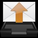 иконки mail outbox, отправить письмо,