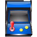 иконки games emulator, игровой автомат,