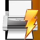 иконки print setup,