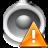 иконка kmixdocked, error, динамик,
