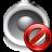 иконка kmixdocked, mute, без звука, динамик,