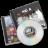 иконки EasyTAG, диск, игра,