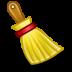 иконка clear, веник, чистить, чистота, очистка,
