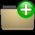 иконка новая папка, создать папку, folder,