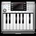 иконки ardour, пианино, музыкальный инструмент, клавишные,
