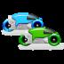иконка armagetronad, транспорт, машина, автомобиль,
