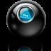иконка briquolo, волшебный шар, шар предсказатель,