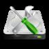 иконки disk manager, настройки, жесткий диск,