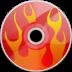 иконка dvdstyler, диск,