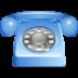 иконка ekiga, телефон,