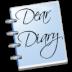 иконки blog, блог, дневник, ежедневник,