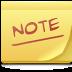 иконки Sticky Notes, записки, записка, липкие заметки, заметка,