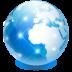 иконки планета, интернет, internet, земной шар,