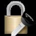 иконка lock, замок, ключ,