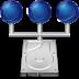 иконки system network sharing, сеть, совместное использования сети,