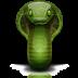 иконки python, змея,